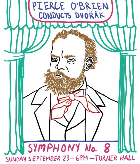 Dvorak - Symphony No. 8 - Pierce Conductor